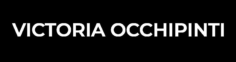 VICTORIA OCCHIPINTI